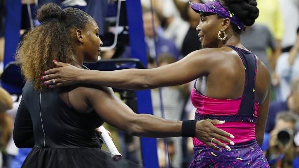 Serena Williams zu stark für Venus