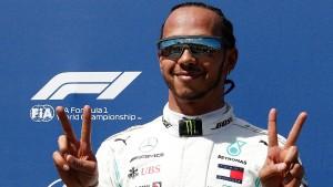 Mercedes deklassiert den Rest der Formel 1
