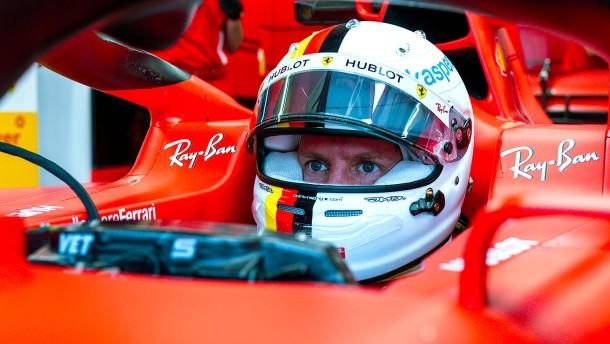 """""""Eine Demütigung für das Vettel-Team"""""""