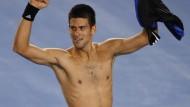 Djokovic entzaubert Federer