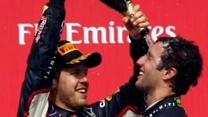 Kein Geniestreich für Vettels Gurke