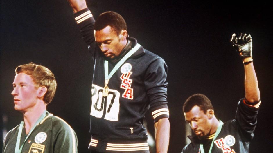 Proteste gegen Rassismus im Stadion wie einst 1968 in Mexiko, kein Zwang mehr für Athleten, weg mit dem Maulkorb – und das alles in China bei den Winterspielen 2022? Schöner Traum.