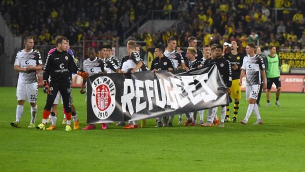 St. Pauli beteiligt sich nicht