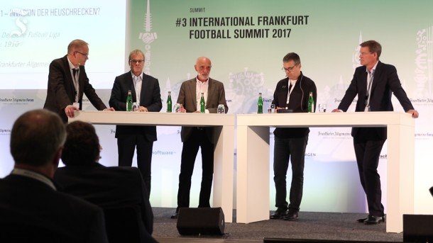 Teaser Bild für Football Summit 20017
