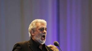 Sauber werden mit Tenor Placido Domingo