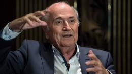 Früherer Fifa-Chef Blatter verlässt Intensivstation