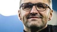 Hat aus Nürnberg wieder einen Bundesliga-Standort gemacht: Trainer Michael Köllner.