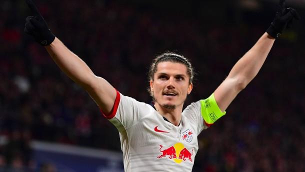 Leipzig erstmals im Viertelfinale der Champions League