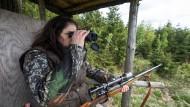 In der Schule der Jägerinnen