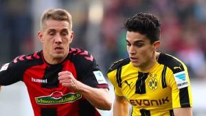 Ich bin diese Woche Dortmund-Fan