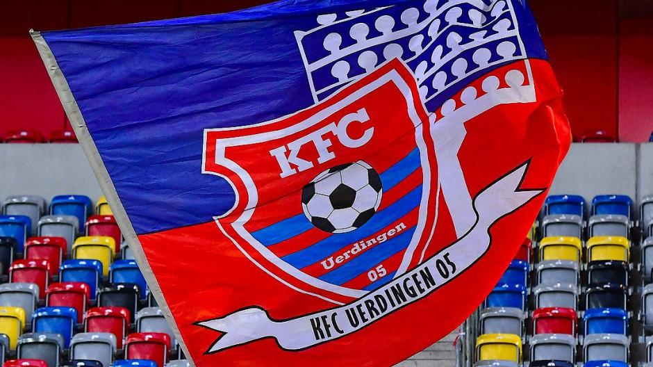 Die Zeit des KFC Uerdingen 05 dürfte bald abgelaufen sein.