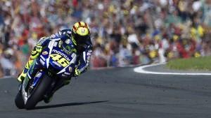 Valentino Rossi, der Vollgas-Typ