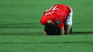 Ägypten hadert mit Salah nach Aus im Afrika-Cup