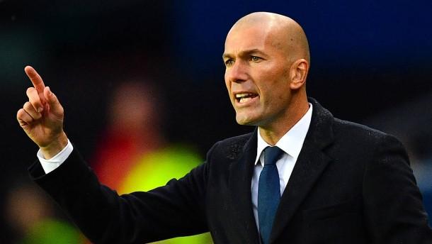 Was Zidane in den Wahnsinn treibt