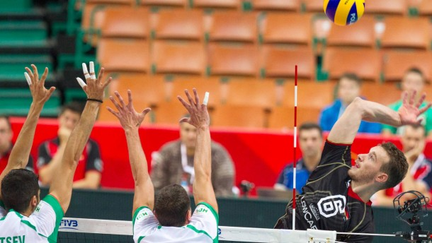 Deutsches Team schlägt Angstgegner Bulgarien