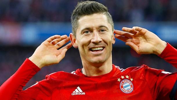 Die Bayern proben schon für Liverpool
