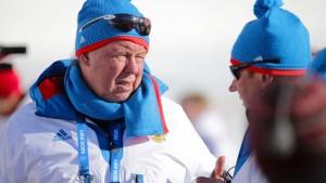 Pichler fordert Olympiapause für Russland