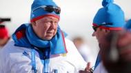 In russischen Diensten: Wolfgang Pichler hat bis 2014 für die russischen Biathleten gearbeitet