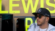 Lewis Hamilton: Der Weltmeister wird in dieser Saison immer wieder von technischen Problemen eingebremst.