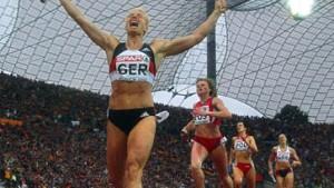 Welle der Leichtathletik-Begeisterung