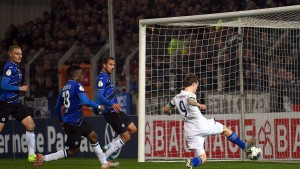 Schalke besteht einen Pokalkampf