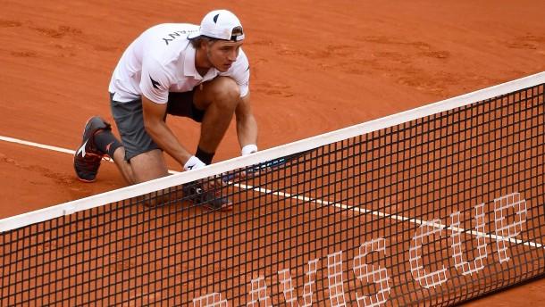 Der Davis Cup als Problemfall