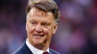 Van Gaal will nicht mehr Trainer sein