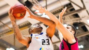 Warum Basketball im Osten nur langsam vorankommt