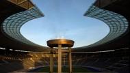 Wird im Berliner Olympiastadion im Sommer 2024 das olympische Feuer entzündet?