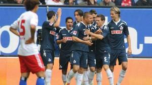 Hamburger SV versinkt in der Krise