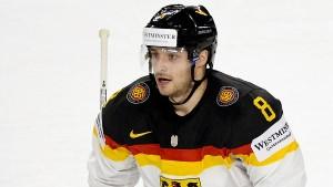 Herber Rückschlag für deutsches Eishockey-Team