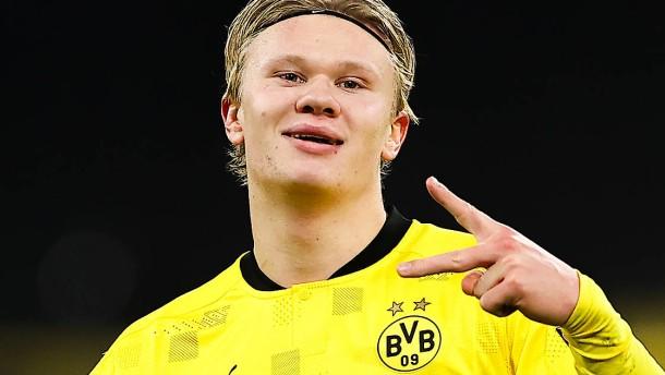 Torjäger Haaland setzt die Mitspieler unter Druck