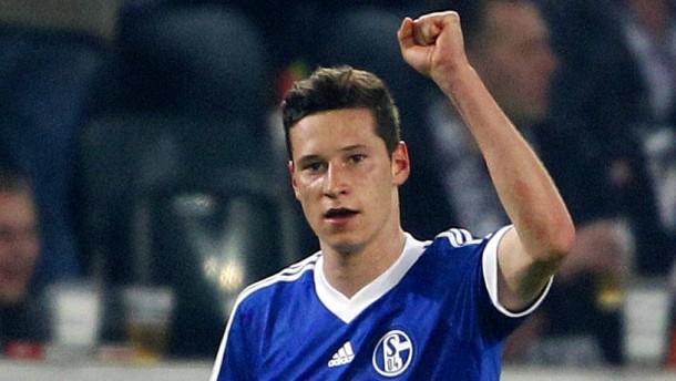 Draxler ist Schalkes Goldjunge