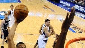 Dallas Mavericks bleiben im Wettbewerb