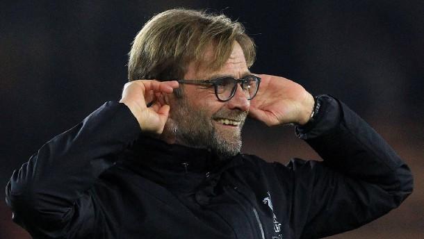 Klopp fordert Guardiola heraus