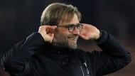 Liverpool-Trainer Jürgen Klopp kann das Duell mit Manchester City kaum erwarten.