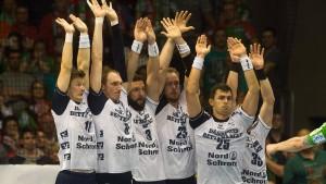 Die Handball-Fans laufen schon Sturm