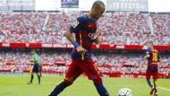 Sechs Monate Sperre für Neymar?