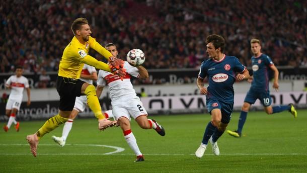Torwart Zieler rettet dem VfB einen Punkt