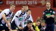 Deutschlands Handball hat sich zum Glück gezwungen