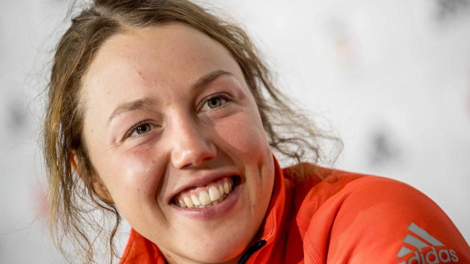 Achtbar geschlagen: Laura Dahlmeiers Premiere bei der Berglauf-WM gelingt,
