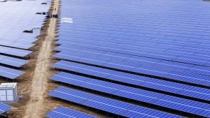 Anlagenotstand bei erneuerbaren Energien