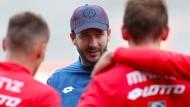 Fokus aufs Training: Mainz 05 und Sandro Schwarz wollen die Misere in der Schlussphase abstellen.