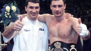 Wladimir Klitschko: Lewis oder Tyson in Rente schicken