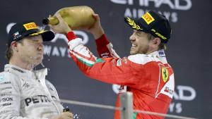 Mercedes schließt Vettel als Rosberg-Nachfolger aus