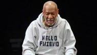 Cosby geht zum Gegenangriff über