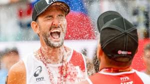 Österreichs Männer gewinnen Silber