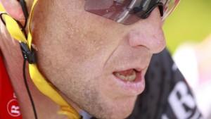 Das System Armstrong vor dem Untergang