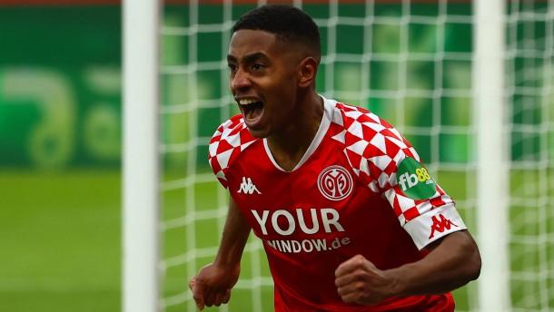 Die junge Konstante bei Mainz 05