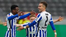 Hertha rotiert zum Sieg